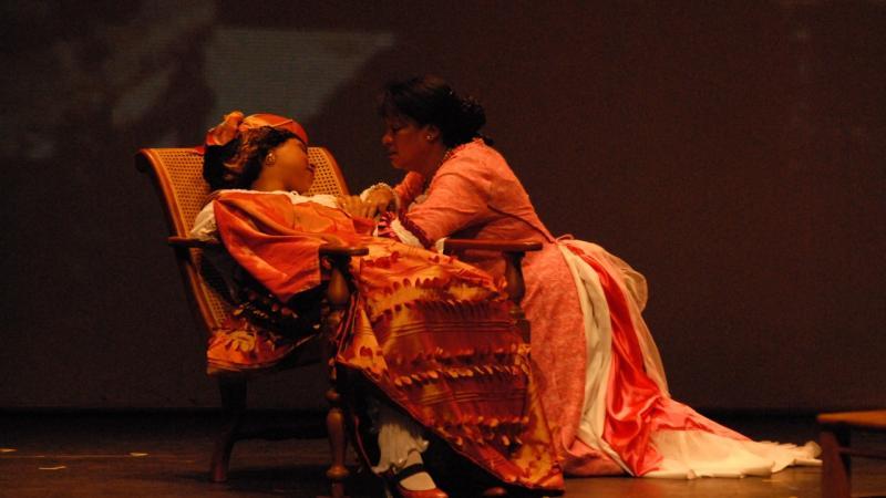 Quand  la Scène Nationale de Martinique veut annihiler l'existence des  troupes de théâtre amateur.