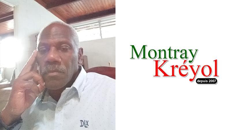 Jean Belleterre soutient Montray Kréyol