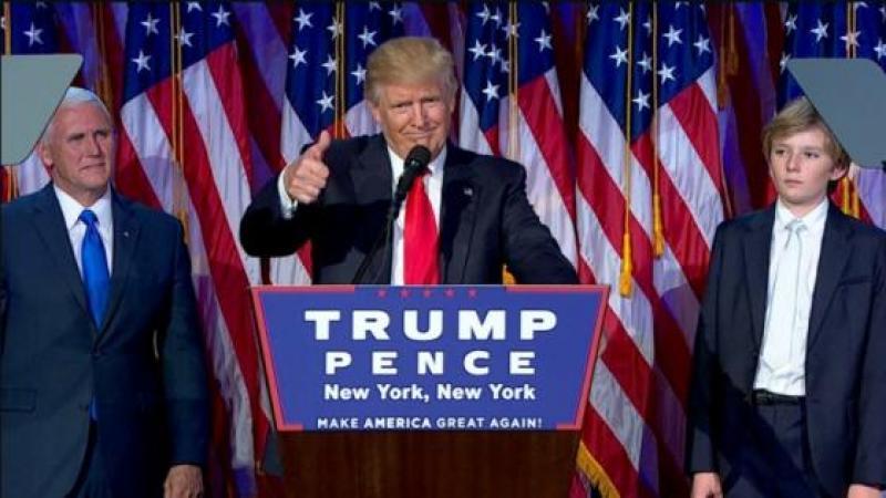 """""""L'Amérique d'abord !"""" ou pourquoi il faut prendre Donal Trump au pied de la lettre"""