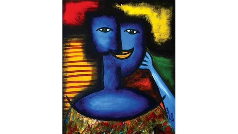 Jean-Michel Loutoby, entre danse sensuelle et réflexion jubilatoire