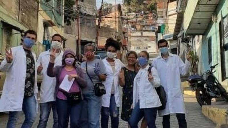 Venezuela: La réponse au Covid-19 pourrait vous surprendre…