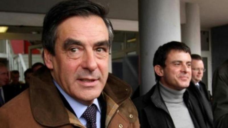 MANUEL VALLS REMPLACERA FRANÇOIS FILLON COMME CANDIDAT DE LA DROITE