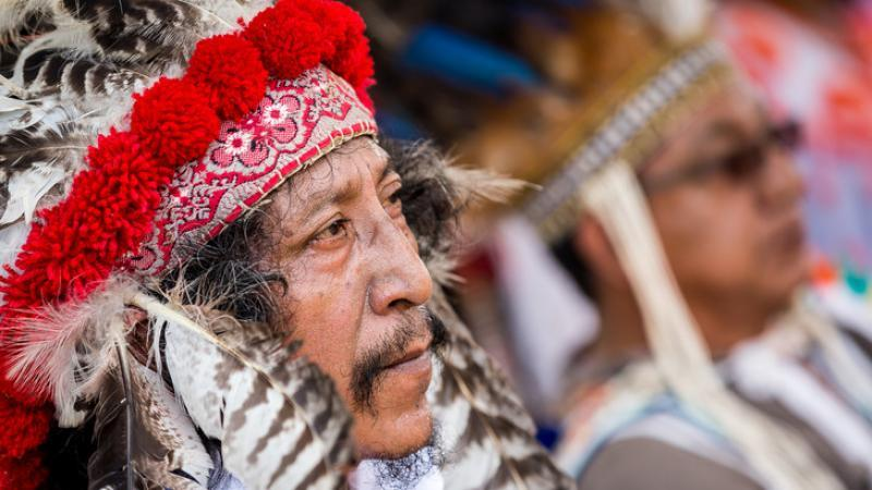Les Amérindiens de Guyane demandent une reconnaissance de leurs droits