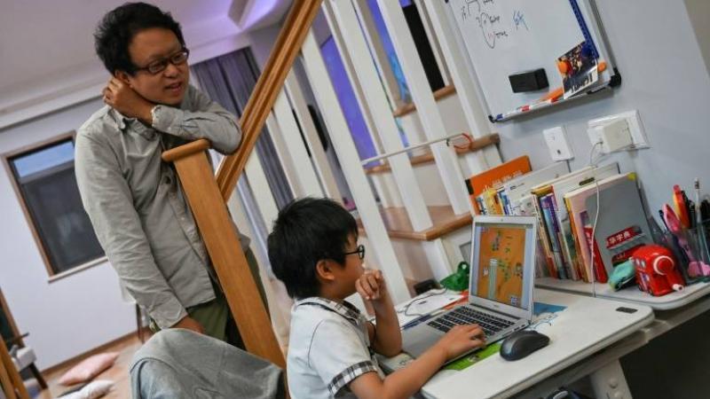 Vita, le petit Chinois qui enseigne la programmation informatique