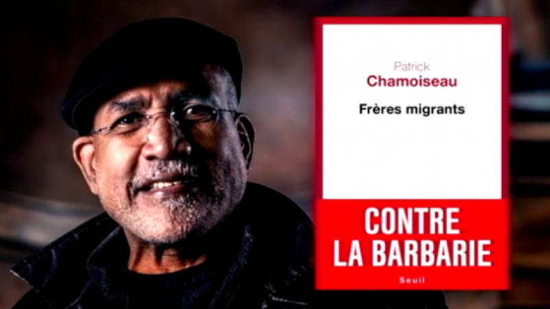 Patrick Chamoiseau : l'appel d'un poète à la solidarité envers les migrants
