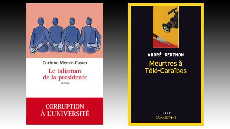 Deux livres sur une sombre affaire qui a secoué l'Université des Antilles