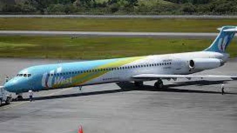 16 août 2005 : l'avion-poubelle de la WEST-CARIBBEAN