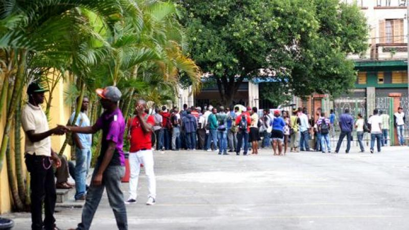 XENOPHOBIA IN BRAZIL : HAITIANS SHOT IN SÃO PAULO