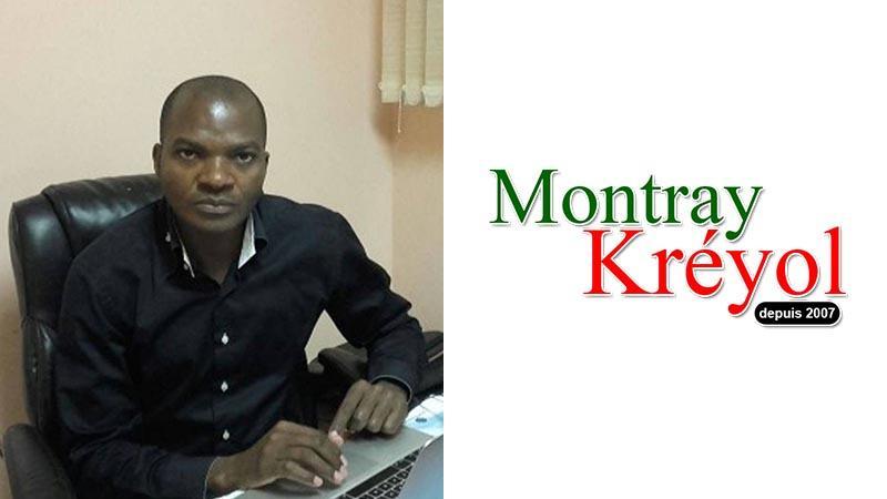 Renauld Govain soutient Montray Kréyol