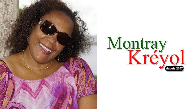 Elisabeth Rosalie apporte son soutien à Montray Kréyol