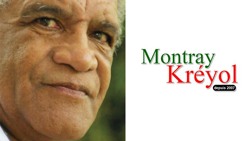 Jean-Pierre Arsaye ka soutienn Montray Kréyol