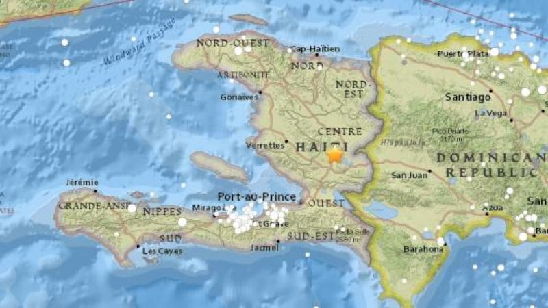 Tremblement de terre ressenti à Port-au-Prince : ce que l'on sait