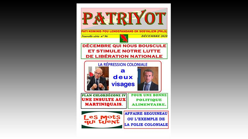 Patriyot #96 Décembre 2020