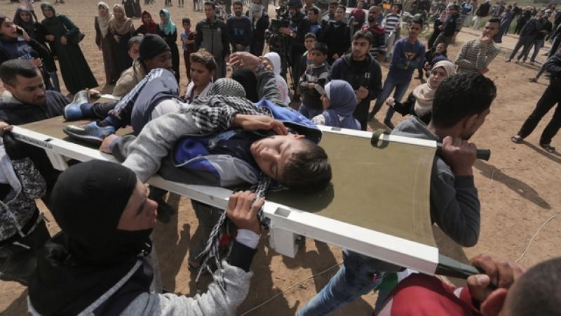 Israël se donne le droit de tuer à volonté !…