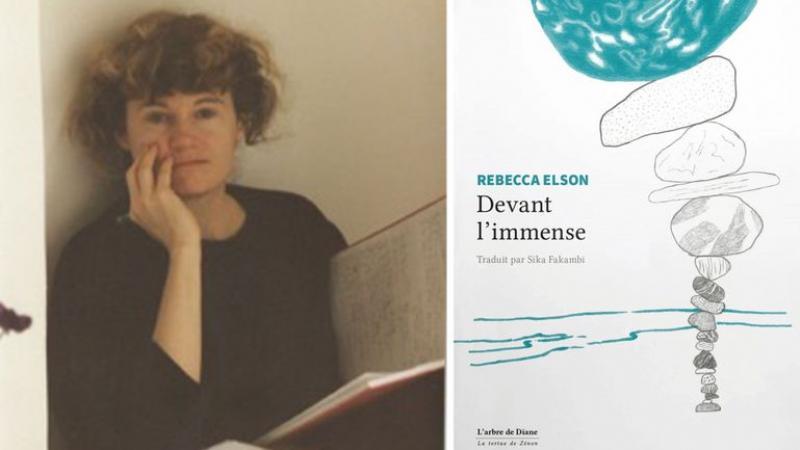 La poésie devant l'immensité de l'espace avec la poétesse astrophysicienne Rebecca Elso
