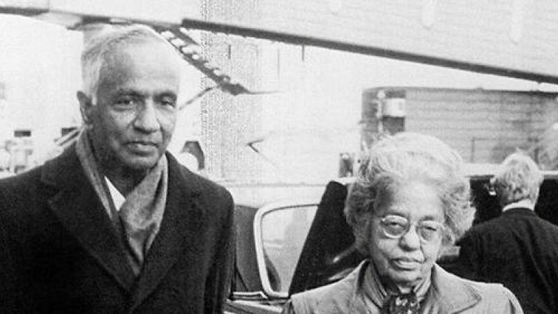 S. Chandrasekhar, l'homme qui a percé le secret des étoiles