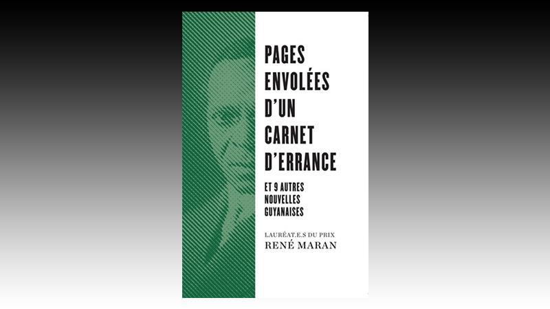 Publication de la 5ème et dernière Édition du Prix René Maran de la Nouvelle en 2014