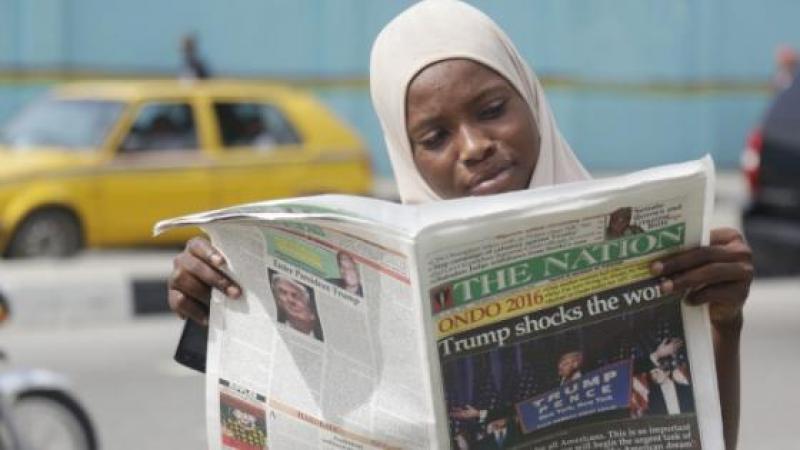 L'interdiction d'entrée des musulmans de retour sur le site de Trump