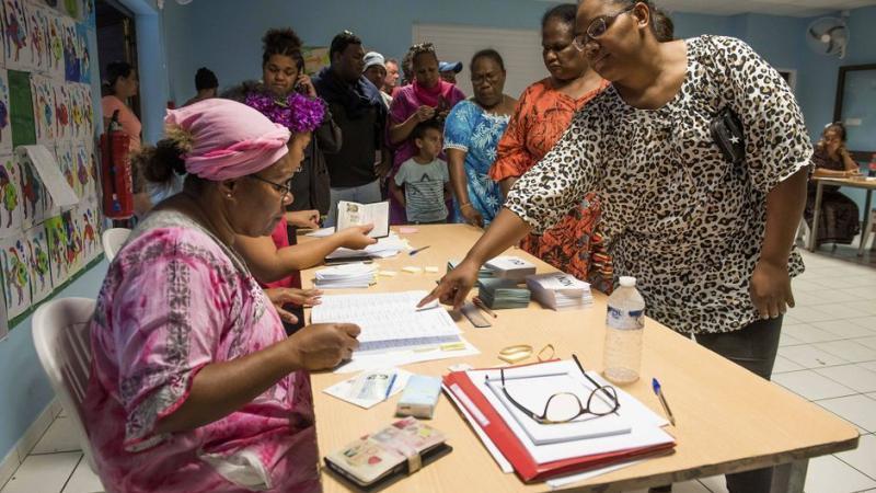 Nouvelle-Calédonie : le référendum et la lettre du gouverneur
