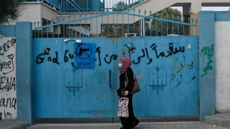 Pour les Palestiniens, l'interminable attente d'un vaccin