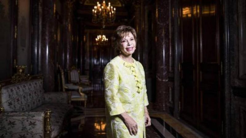 """Isabel Allende: """"Me he enamorado de nuevo a los 75. No hay amor sin riesgo"""""""