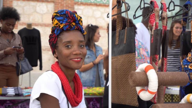 La España afro es invisible