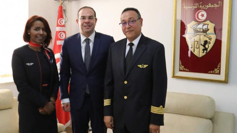 Tunisie – Elle est débarquée de l'avion après avoir traité l'hôtesse de « sale pute noire »