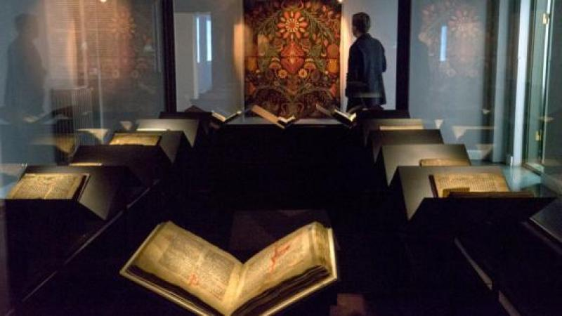 ICELANDERS SEEK TO KEEP THEIR LANGUAGE ALIVE AND OUT OF 'THE LATIN BIN'
