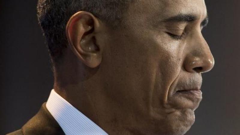 Pity the sad legacy of Barack Obama