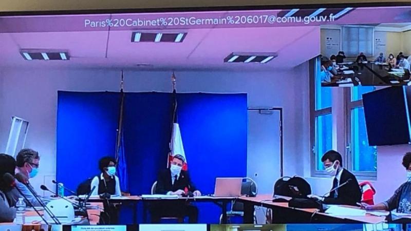 PLAN SÉISME ANTILLES 2021 / 2027 : LA CTM PRÉSENTE SES PROPOSITIONS AU MINISTÈRE DE L'ÉCOLOGIE