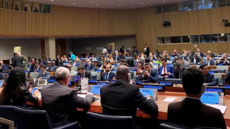 La France demande la désinscription de la Polynésie à l'ONU