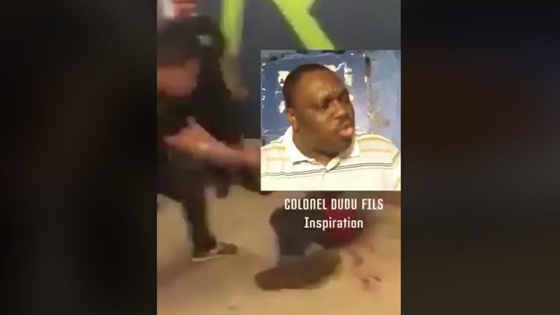 Neg l'Afrik ka pwan bon fè nan péyi chinwa