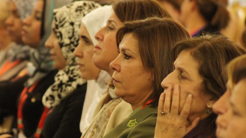 L'ALGÉRIE, PREMIER PAYS ARABE À ATTEINDRE 30% DE FEMMES ÉLUES EN POLITIQUE