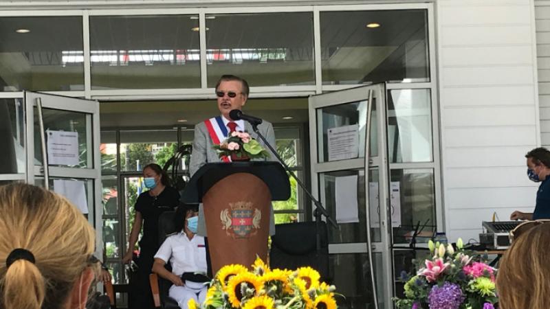 Bruno Magras souhaite franchir une nouvelle étape dans l'autonomie de l'île