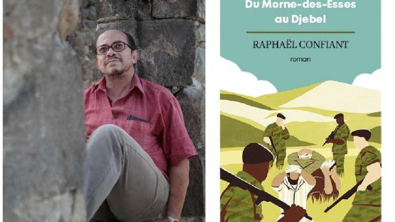 """Raphaël Confiant : """"La guerre d'Algérie est un non-dit aux Antilles"""""""