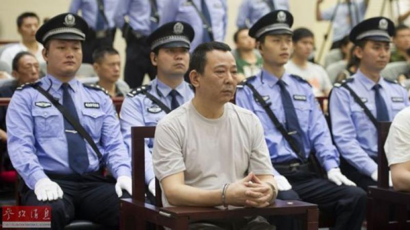 China sugere ao Brasil a Lei que dá pena de morte para os políticos corruptos