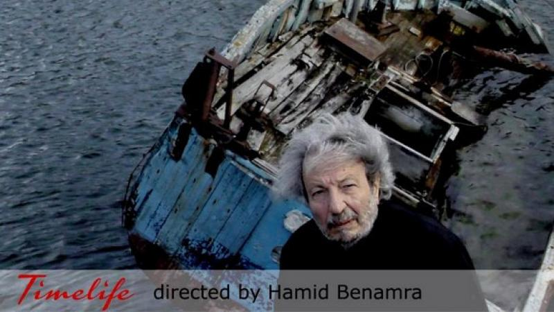 """Timelife"" de Hamid Benamra projeté à Moscou"