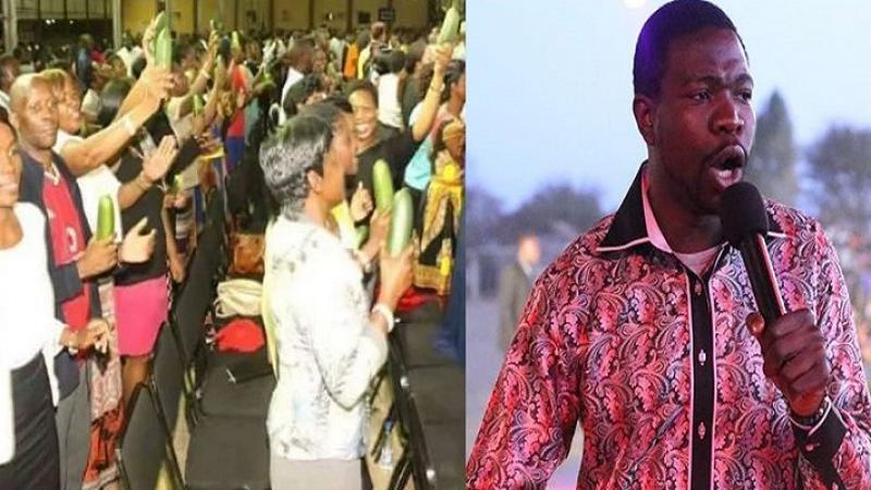 Un pasteur a vendu des concombres bénits à ses fidèles pour leur éviter d'avoir des rapports hors mariage