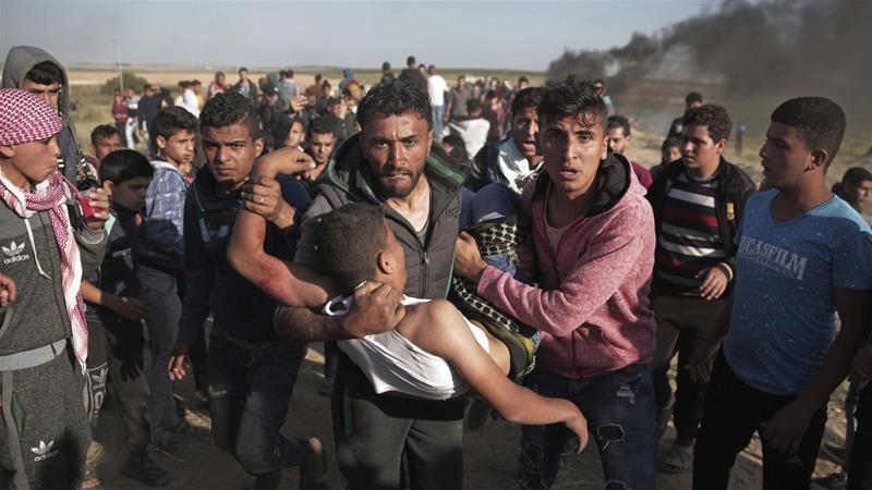 Gaza is Soweto revisited