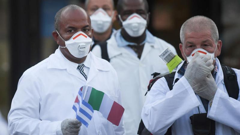 La vraie question : pourquoi un territoire français a-t-il eu besoin de recourir à des médecins cubains ?