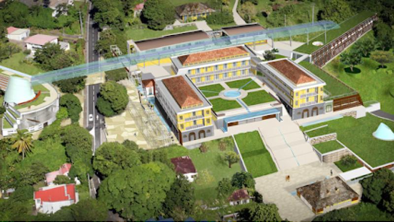 La Guadeloupe a désormais sa propre Faculté des Lettres