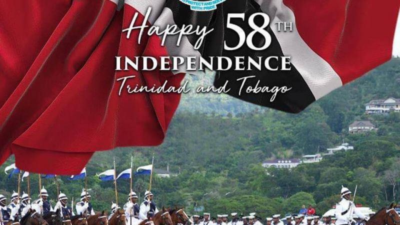 58è anniversaire l'indépendance de Trinidad-et-Tobago : aucune délégation martiniquaise