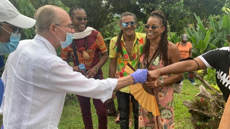 """Plein succès pour le Festival """"Merveilles du Monde"""" du Parc Natural de Martinique"""
