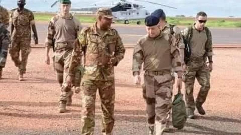 Solda la Risi ka débatjé nan péyi Mali