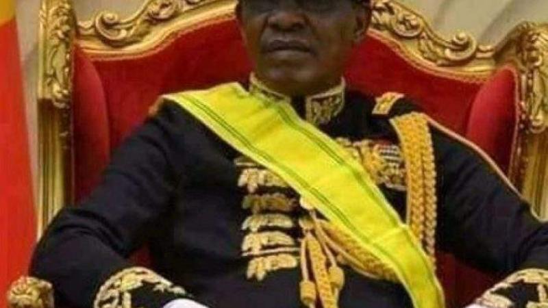 """Idriss Deby, président du Tchad, se fait nommer """"Maréchal"""""""
