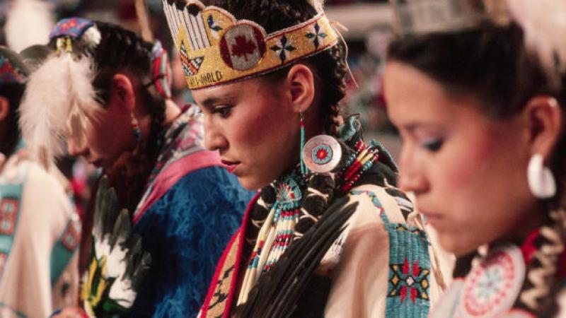 """Les """"Indiens"""" d'Oklahoma récupèrent leur territoire ancestral"""