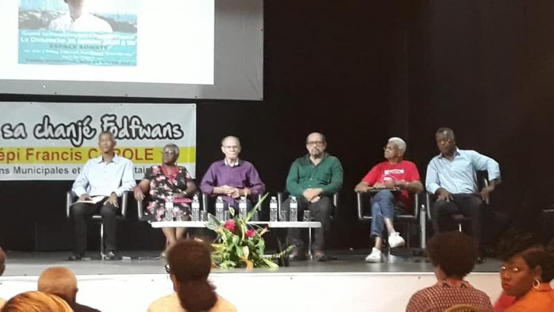 FORT-DE-FRANCE : POURQUOI IL FAUDRA ALLER VOTER DES LE 1er TOUR