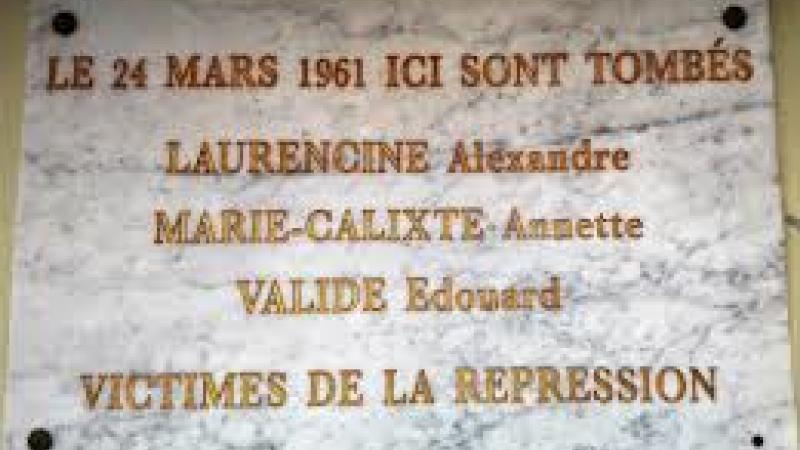"""LA """"FUSILLADE DU LAMENTIN"""" ET LES DISEURS D'HISTOIRES"""
