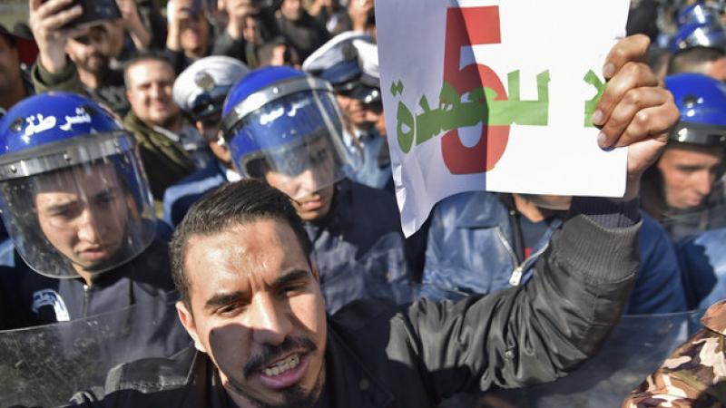 Le peuple algérien se réveille contre le 5è mandat de Bouteflika