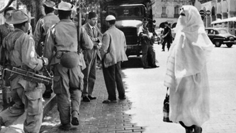 1é NOVANM 1954 : SE ALJERIEN-AN KA LEVE GAWOULE KONT LA FWANS
